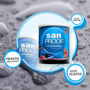 Sanproof Waterproofing