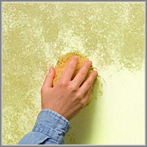 Tampilan dinding yang berdeda dari biasanya sanggup Anda ciptakan lewat  kreasi cat dinding Cara mempercantik dinding dengan cat decoratif