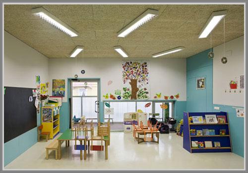 Desain Ruang Kelas Taman Kanak Kanak Yang Menyenangkan