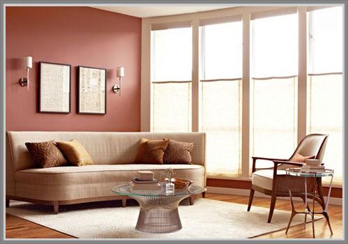 Top Desain Ruang Tamu Di Teras Rumah  desain warna untuk ruang tamu minimalis edupaint