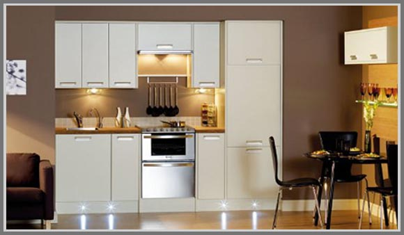 Dapur Modern Dengan Gaya Urban