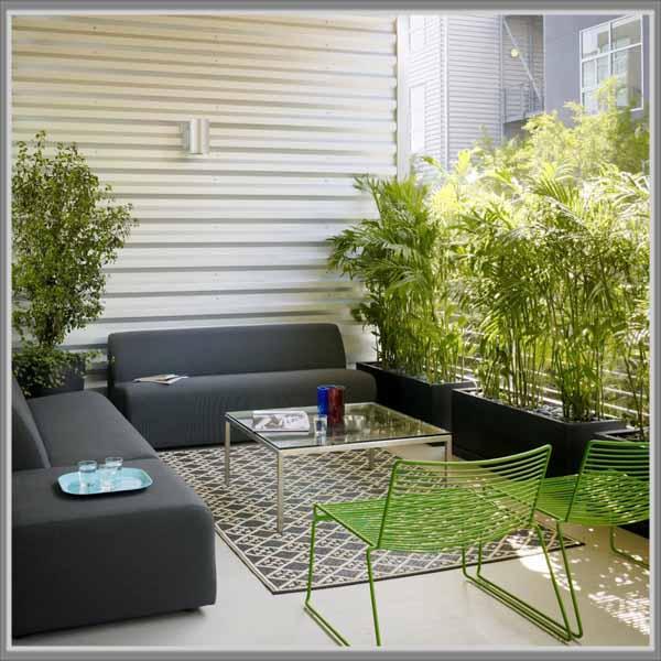 Top Desain Ruang Tamu Di Teras Rumah  menata teras yang juga berfungsi sebagai ruang tamu edupaint