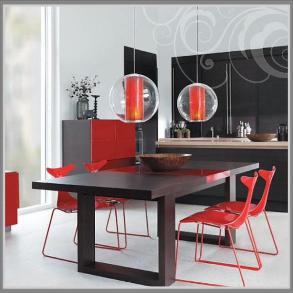 Menerapkan Desain Minimalis Di Ruang Makan