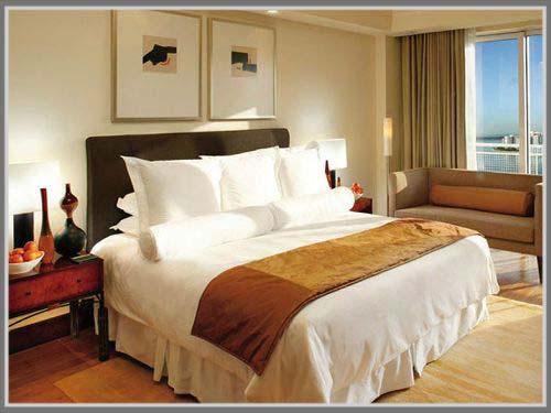 Warna Cat Kamar Hotel Bintang 5