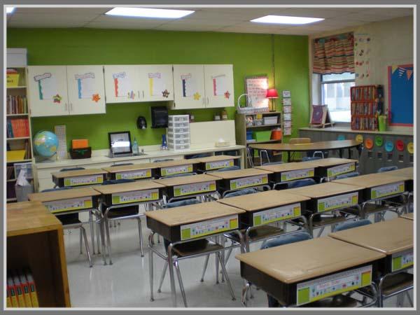 Warna Untuk Ruang Kelas Yang Menyenangkan Edupaint