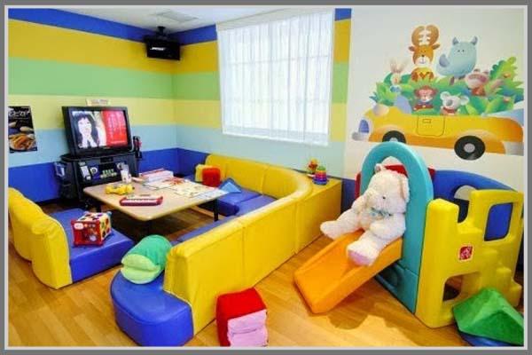 Tips Mendesain Ruang Bermain Anak Edupaint