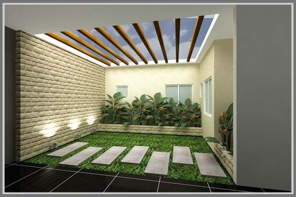Membuat Taman Minimalis Di Dalam Rumah