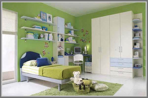 warna pastel untuk kesan nyaman di kamar tidur