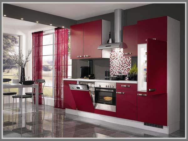Memilih Warna Kitchen Set Minimalis