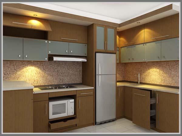 Bahan Untuk Kitchen Set Yang Bisa Anda Pilih