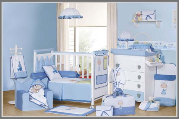 Warna Kamar Tidur Bayi Laki Laki Edupaint