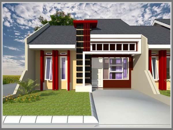 Warna Cat Rumah Minimalis Yang Cerah  kombinasi warna cat rumah minimalis edupaint