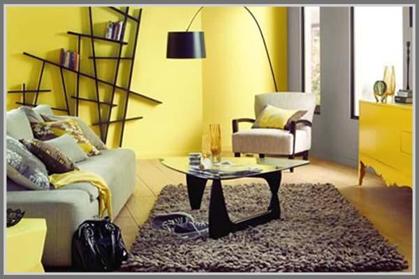 Warna Cat Yang Cocok Untuk Ruang Tamu Edupaint