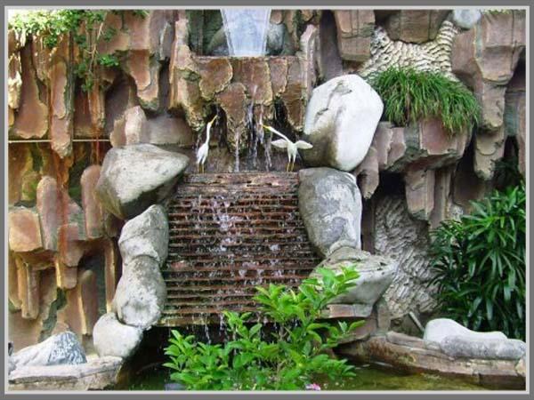 Taman Relief Untuk Taman Di Dalam Rumah Edupaint