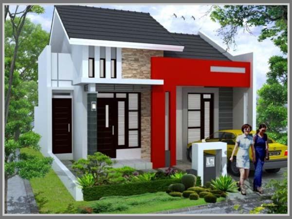 Warna Cat Rumah Minimalis Yang Cerah  paduan warna cat rumah minimalis edupaint