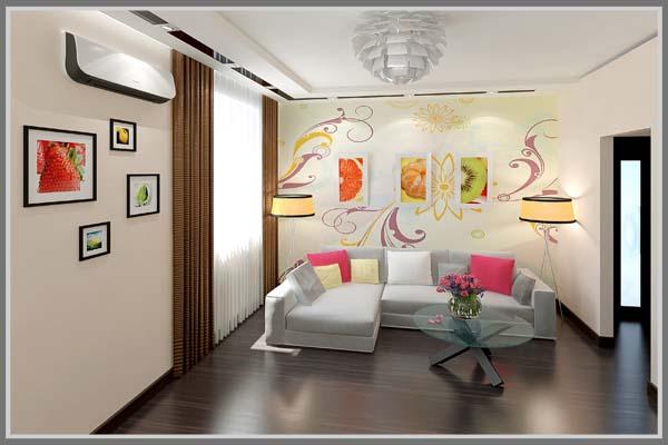 Kombinasi Warna Cat Rumah Biru Tampak Depan  paduan warna cat rumah minimalis edupaint