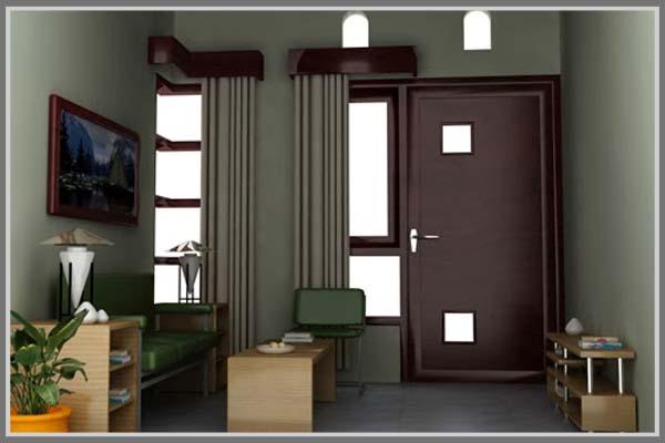 Warna Cat Rumah Minimalis Yang Cerah  buat rumah minimalis anda tampak lebih luas dan nyaman