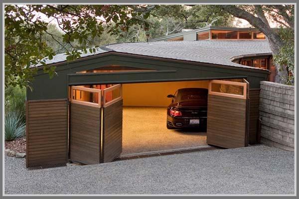 Desain Garasi Rumah Minimalis - Edupaint