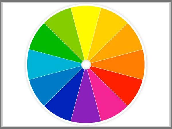 Warna-Warna Pada Color Wheel