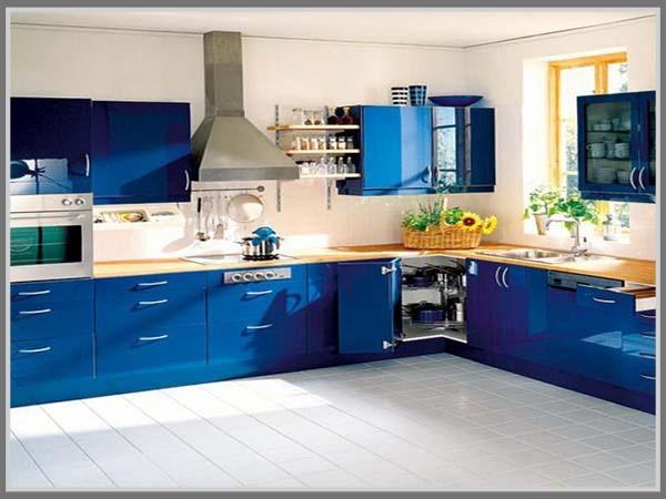 Aplikasi Warna Biru Untuk Kesan Nyaman Pada Interior Rumah