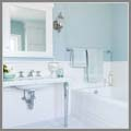 Interior warna biru