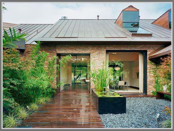 menciptakan nuansa alam di rumah anda