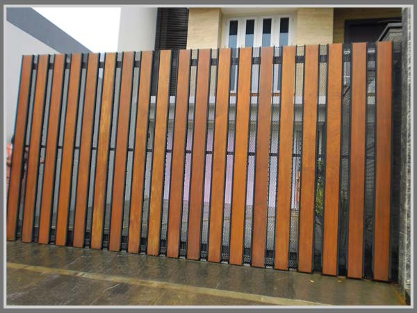 Pagar Rumah Minimalis Stenlis  ini dia material untuk pagar minimalis edupaint
