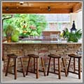 Tips outdoor kitchen