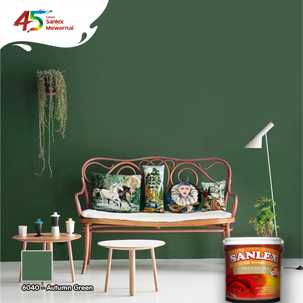 Trend Warna Interior 2019