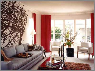 Desain Warna Untuk Ruang Tamu Idaman