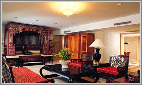 Untuk Ruang Tamu Yang Unik Aplikasikan Saja Konsep Oriental