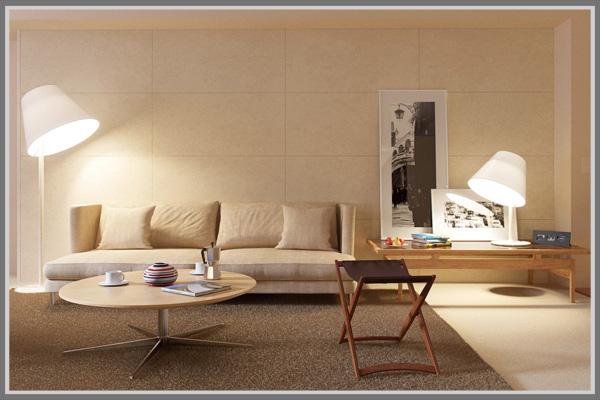 Warna Pastel Hangat Untuk Nuansa Mengesankan Pada Interior
