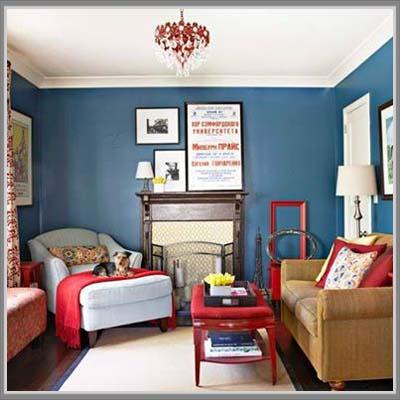 warna untuk suasana baru di ruang tamu - edupaint