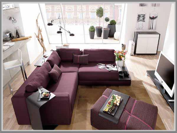 Desain Ruang Tamu Dengan Konsep Minimalis Modern