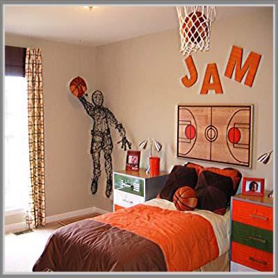 Menentukan Tema Warna Di Kamar Anak Remaja