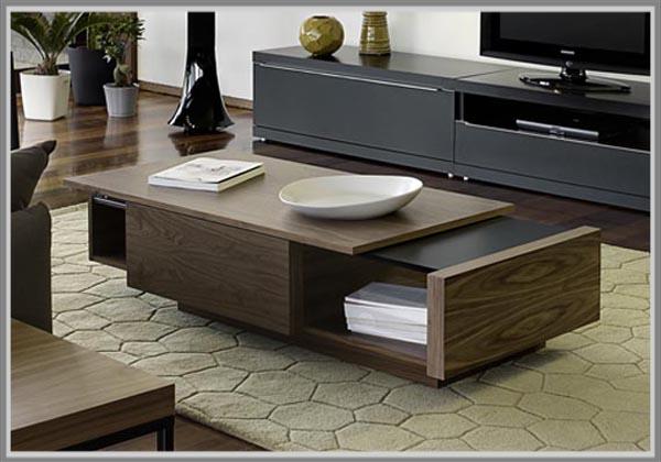 Coffee Table Salah Satu Jenis Meja Untuk Ruang Keluarga - Edupaint