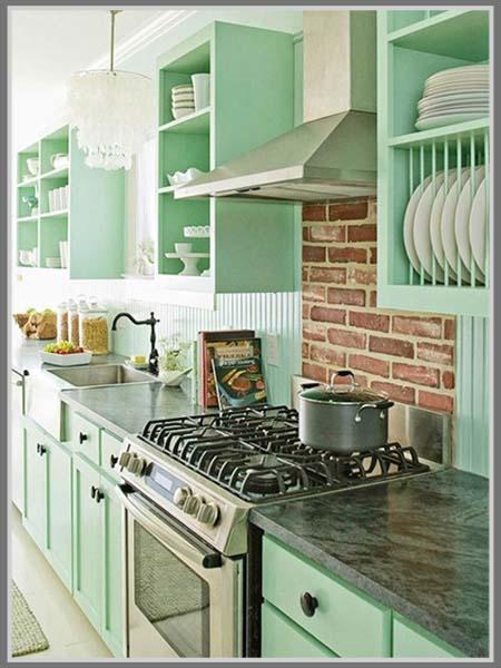 Dapur Yang Nyaman Tentu Akan Membuat Saat Memasak Menjadi Terasa Menyenangkan