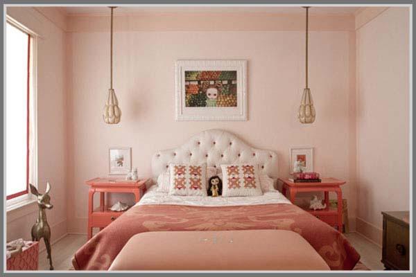 Cat Bilik Tidur Warna Pastel Desainrumahid