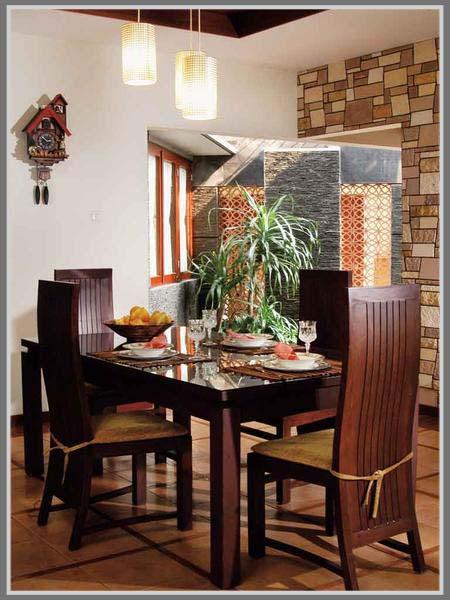 Tips Dekorasi Ruang Makan Yang Menyenangkan