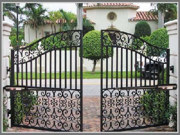 Contoh Pintu Gerbang Rumah Minimalis