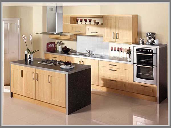 Memilih Kitchen Set Untuk Dapur Minimalis - Edupaint