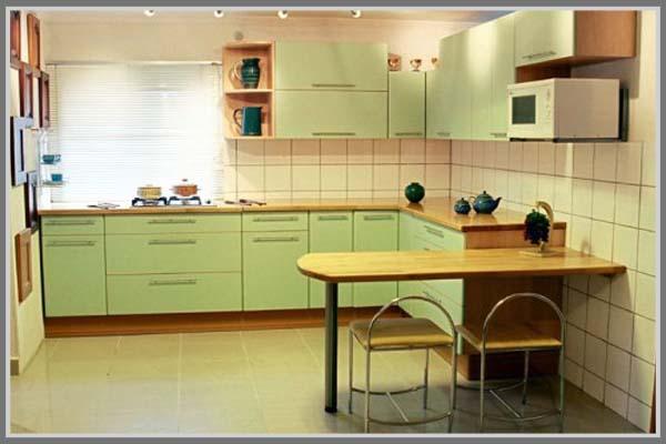Untuk Jenis Cat Anda Bisa Memilih Dinding Yang Tepat Mengingat Dapur Beresiko Terkena Minyak Atau Kotoran Berasal Dari Bahan