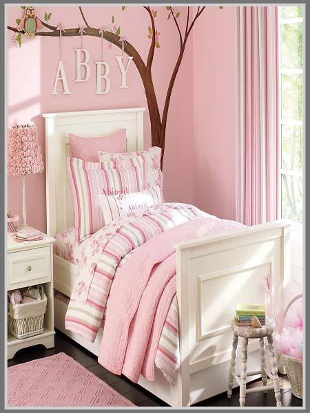 R Tidur Pink Pas Untuk Anak Perempuan