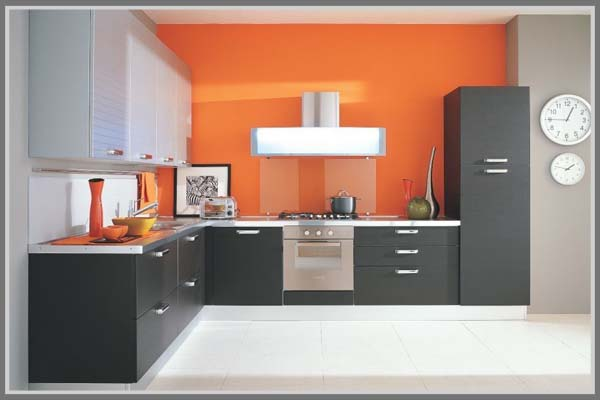 Tips Memilih Warna Cat Dapur