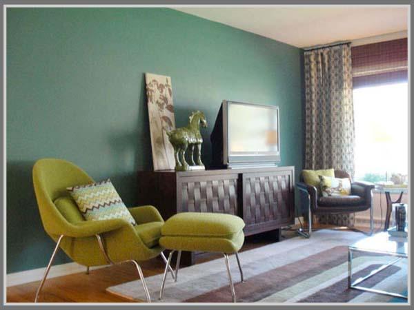 Memilih Warna Cat Untuk Kesan Ruangan Yang Cantik