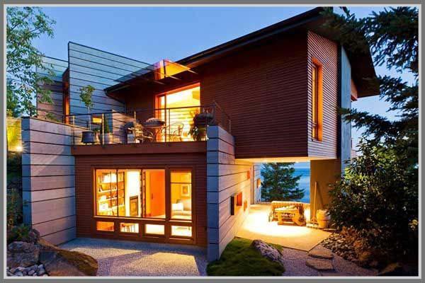 72+ Gambar Rumah Minimalis Bahan Kayu HD Terbaru