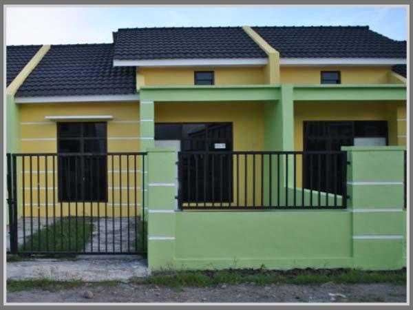 Warna Cat Pagar Tembok Rumah Minimalis 2020 Rumah Minimalis Modern