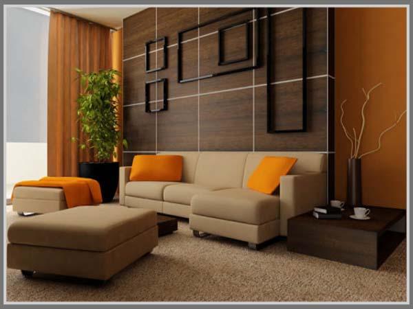 Dekorasi Ruang Tamu Dengan Ukuran Sempit