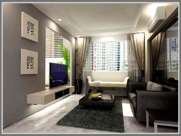 12 Kombinasi Warna Untuk Keindahan Ruang Tamu