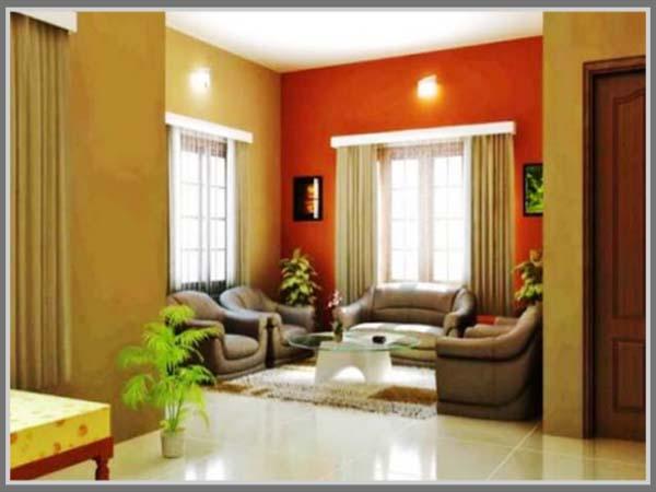 Kombinasi Warna Ruang Tamu